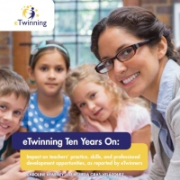 """eTwinning"" 10 years on: Impact on teachers' practice, skills, and professional development opportunities"